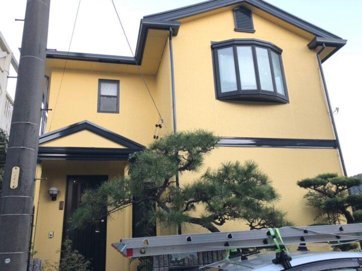 北名古屋市 Y様 外壁塗装・屋根塗装