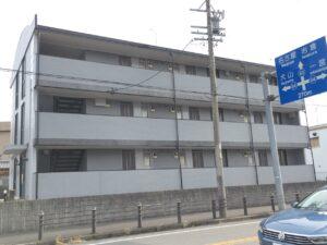 江南市 Rマンション様 外壁塗装・屋根塗装・防水工事