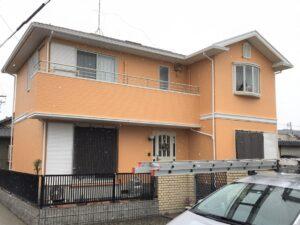 江南市 G様 外壁塗装・屋根塗装
