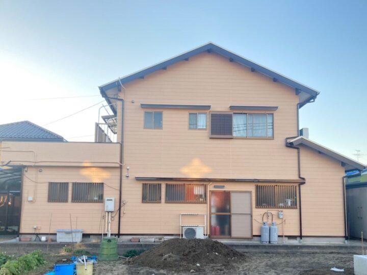 一宮市 W様 外壁塗装・屋根塗装