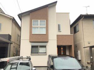 江南市 F様 外壁塗装・屋根塗装・防水工事