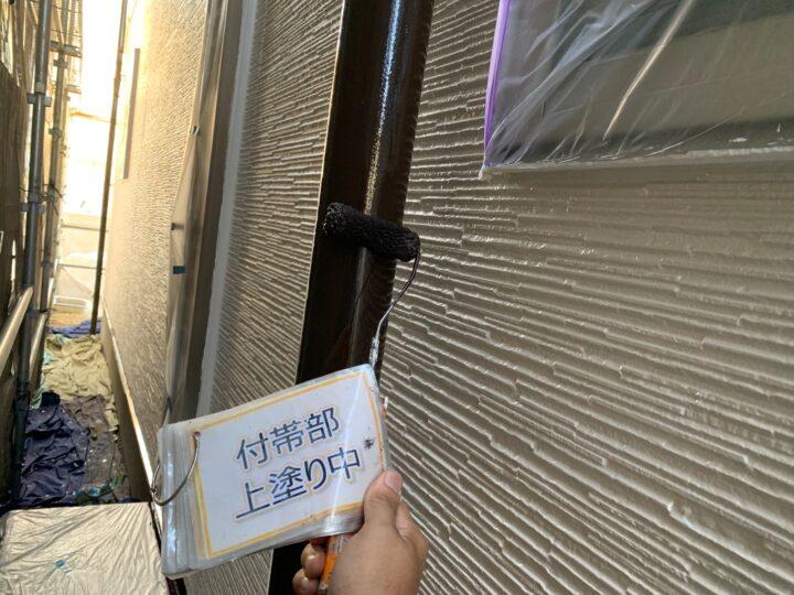 雨樋塗装④