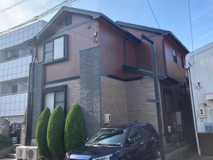犬山市 I様 外壁塗装・屋根塗装・防水工事
