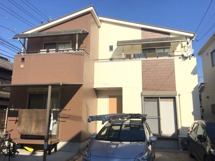 岩倉市 M様 外壁塗装・屋根塗装・防水工事