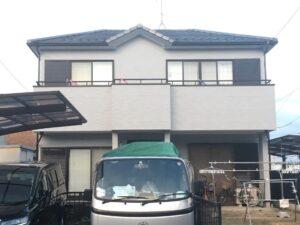 丹羽郡 H様 外壁塗装・防水工事