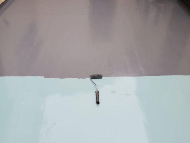 ベランダ防水⑦