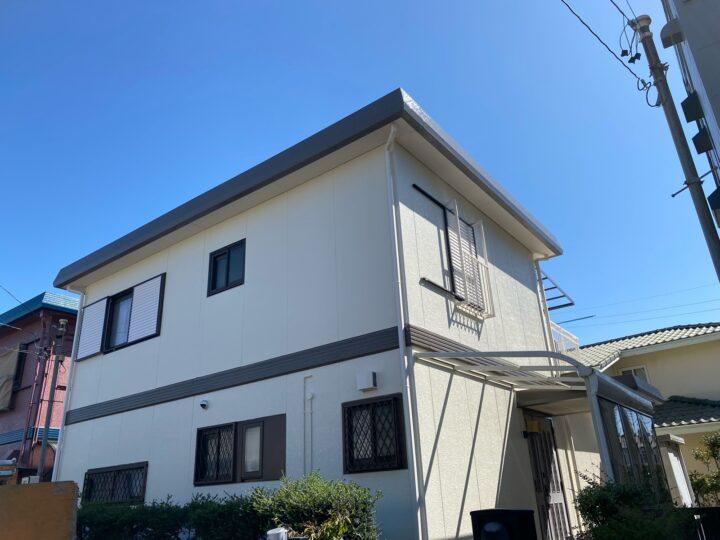 小牧市 S様 外壁塗装・屋根塗装