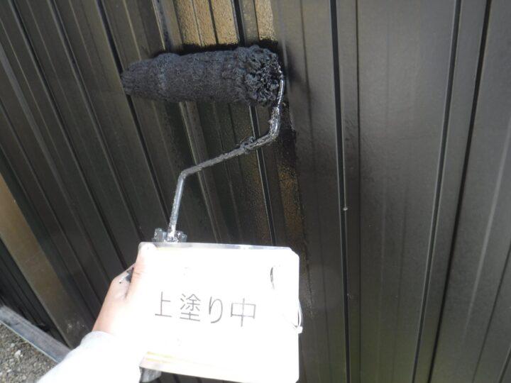 外壁塗装(トタン)④