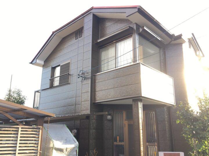 江南市 Y様 外壁塗装・屋根塗装