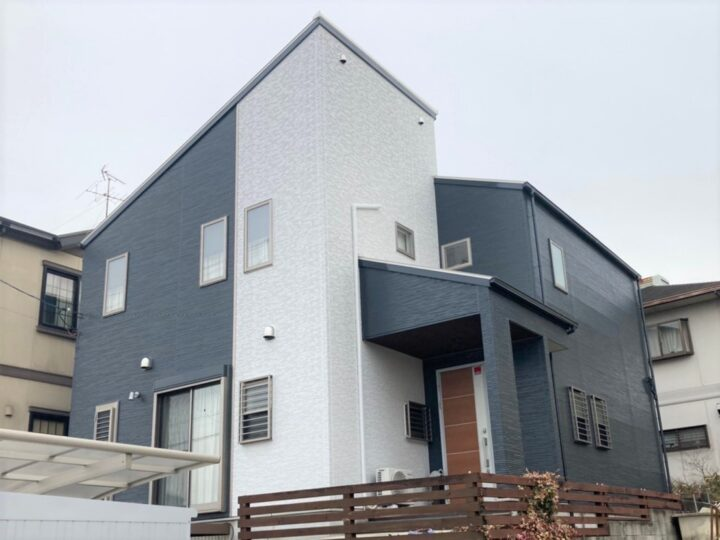 小牧市 N様 外壁塗装・屋根塗装・防水工事