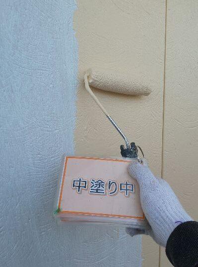 外壁塗装②