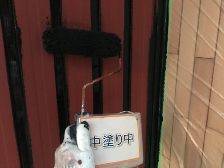 外壁塗装(トタン)③