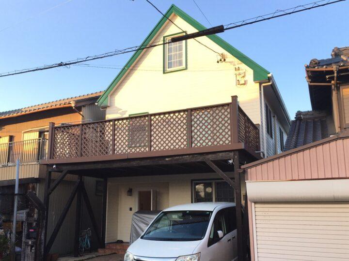 江南市 K様 外壁塗装・屋根塗装