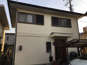 犬山市 O様 外壁塗装・屋根塗装