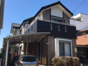 名古屋市 T様 外壁塗装・防水工事