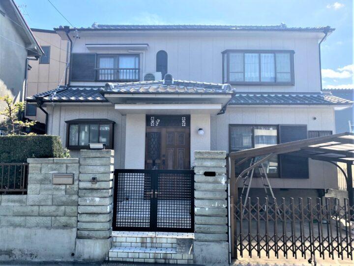 名古屋市 T様 外壁塗装・屋根工事
