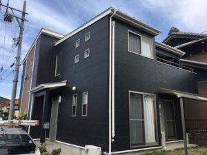 丹羽郡 T様 外壁塗装・屋根塗装・防水工事