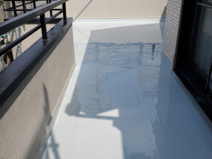 屋上防水工事⑥