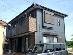 稲沢市 Y様 外壁塗装・防水工事