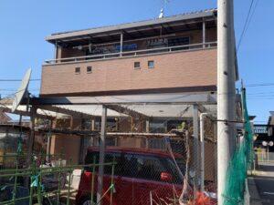 丹羽郡 I様 外壁塗装・防水工事