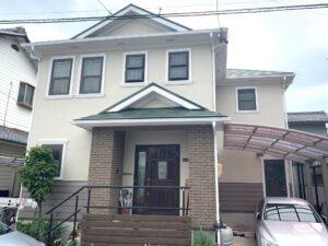 名古屋市 T様 外壁塗装・屋根塗装