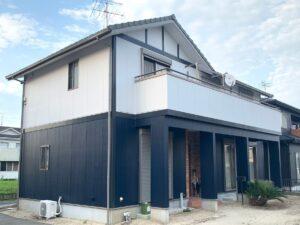 稲沢市 S様 外壁塗装・防水工事