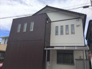北名古屋市 K様 外壁塗装・防水工事
