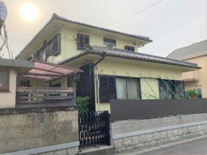 名古屋市 O様 外壁塗装