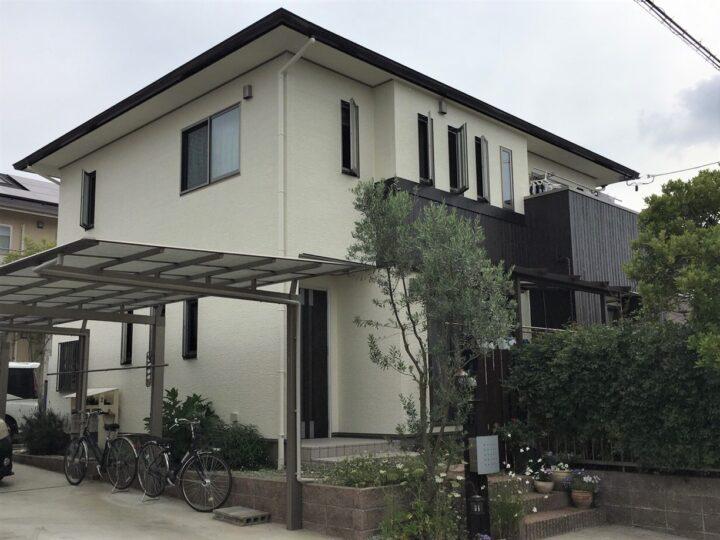 犬山市 N様 外壁塗装・屋根塗装