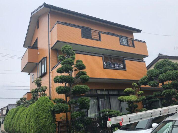 一宮市 M様 外壁塗装・屋根塗装