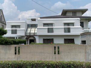 清須市 M様 外壁塗装・防水工事