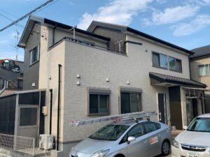 北名古屋市 O様 外壁塗装・屋根塗装・防水工事
