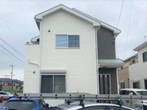 一宮市 H様 外壁塗装・屋根塗装