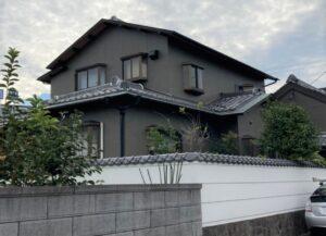 江南市 H様 外壁塗装・屋根工事